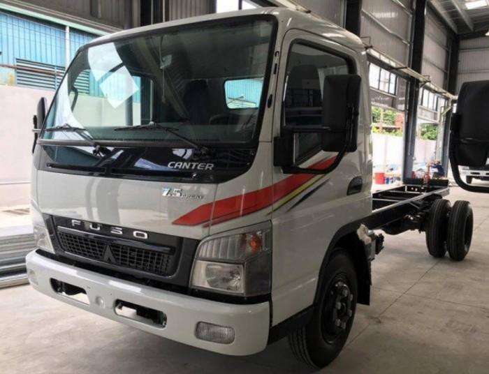 Có nên mua xe tải Mitsubishi Fuso Canter cũ không?