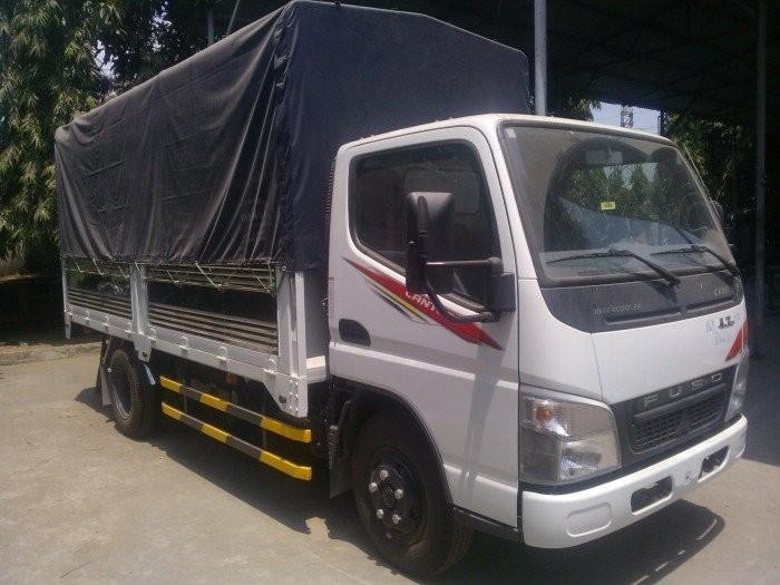 Kinh nghiệm mua xe tải Mitsubishi Fuso Canter cũ được giá