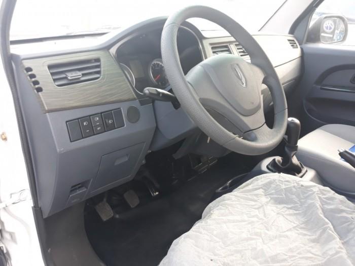 Trang bị nội thất sang trọng tiện nghi trên xe dongen X30