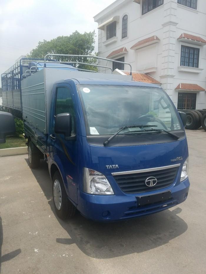 Xe tải Tata 1T2 giá bao nhiêu? Tư vấn mua xe tải Tata 1T2 được giá