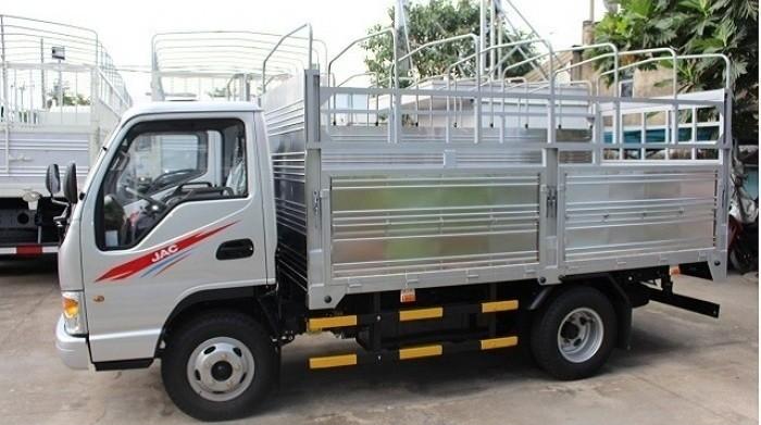 Tư vấn chọn mua, đánh giá ưu nhược điểm, báo giá xe tải Jac 2.4 tấn tại Bình Dương