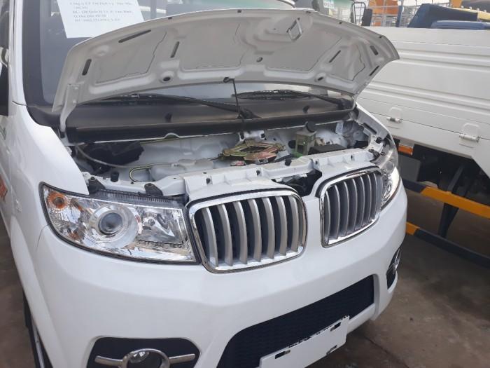 Động cơ công nghệ BMW mạnh mẽ của Dongben X30