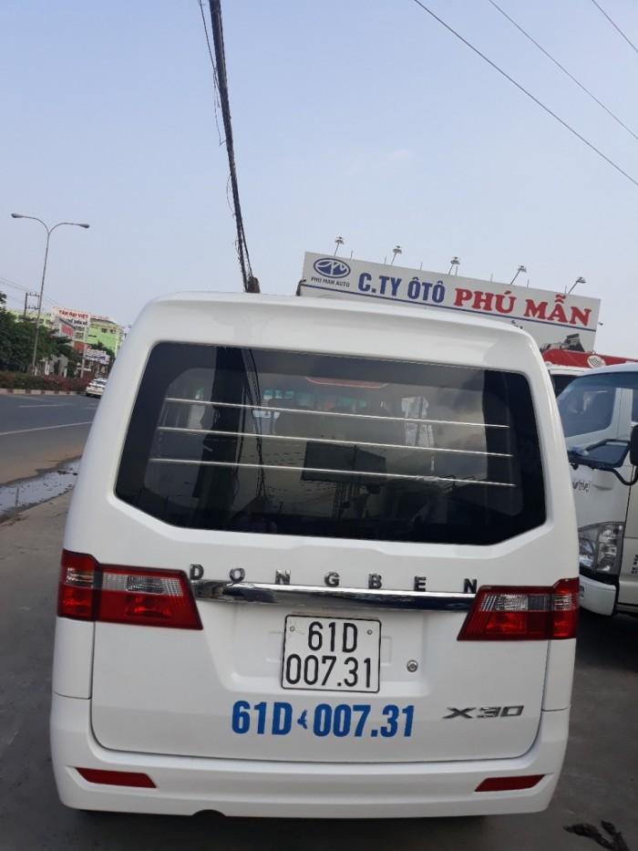 đuôi xe Dongben X30