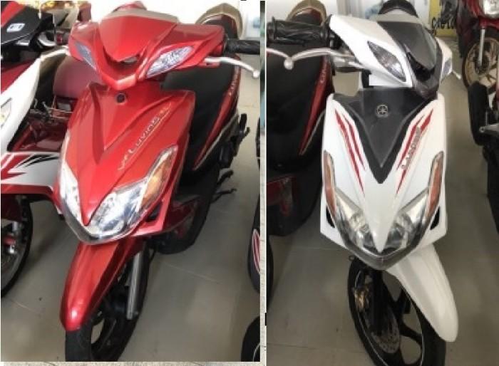 Đánh giá ưu nhược điểm của xe máy Yamaha Luvias trước khi tìm mua xe cũ