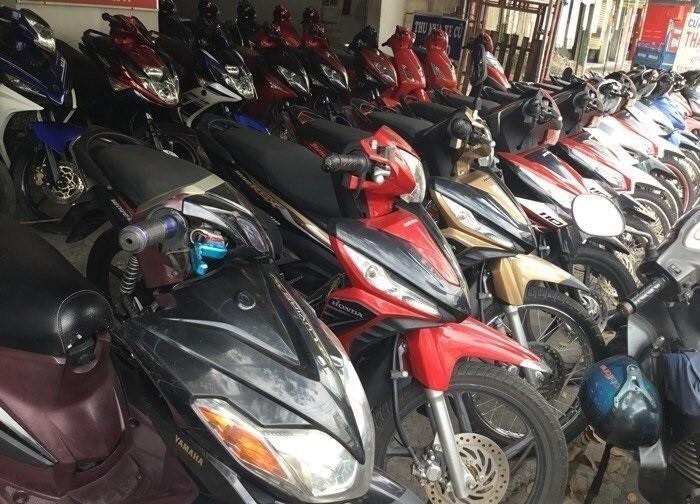 Địa điểm mua xe máy Yamaha Luvias cũ tại TPHCM