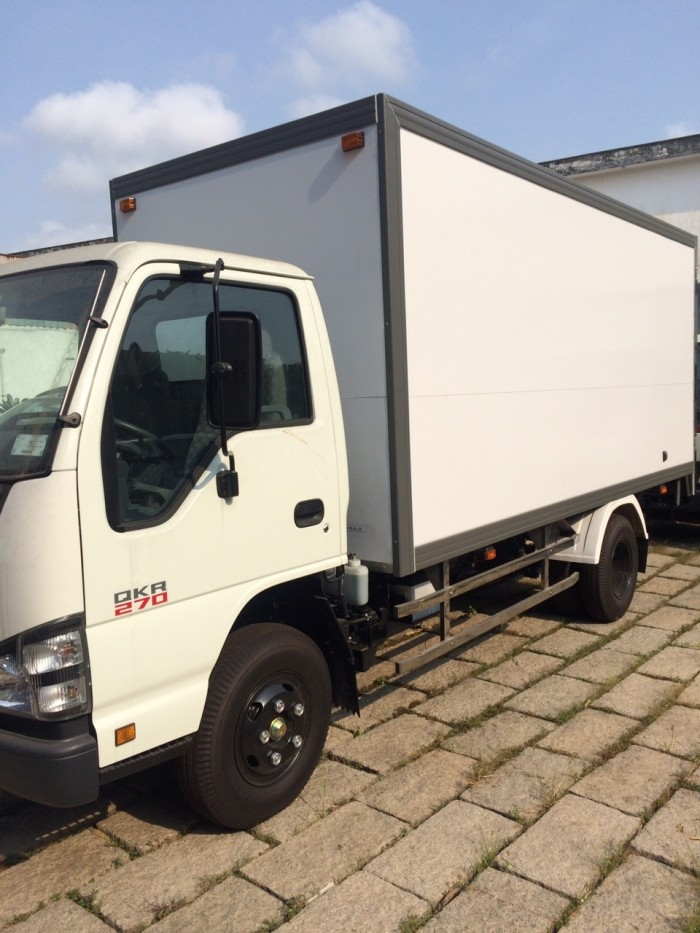 Kinh nghiệm mua xe tải Isuzu 1.9 tấn Bình Dương