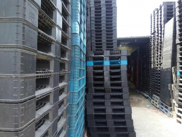 Cẩm Nang Tư Vấn Mua Pallet Nhựa Cũ Giá Rẻ Bắc Ninh