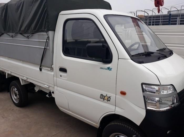 Các chính sách hỗ trợ khi mua xe tải Kenbo 990kg
