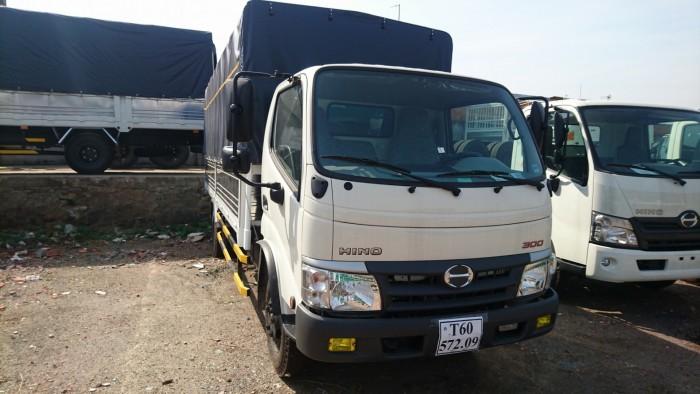 Tư vấn mua bán, báo giá xe tải Hino 5 tấn mới nhất
