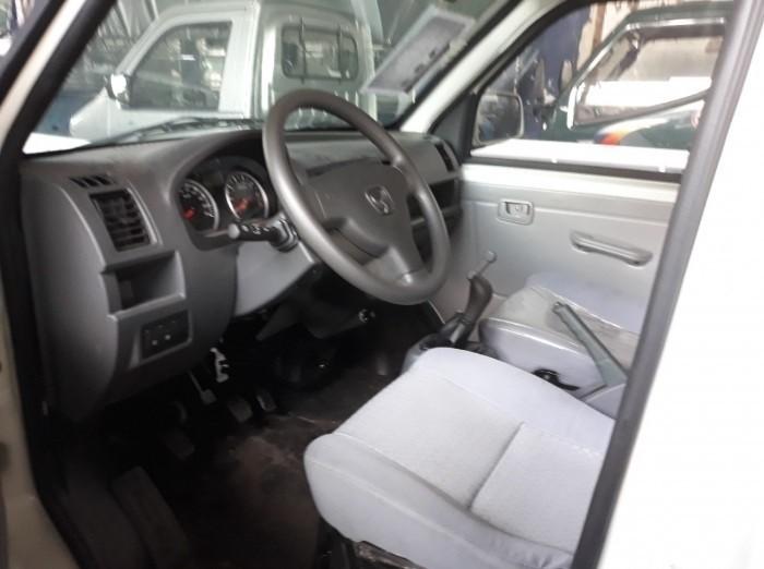 nội thất xe tải Kenbo 990kg