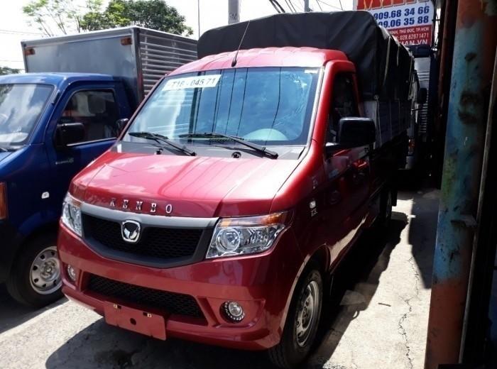 Đại lý bán xe tải Kenbo 990kg uy tín tại TPHCM