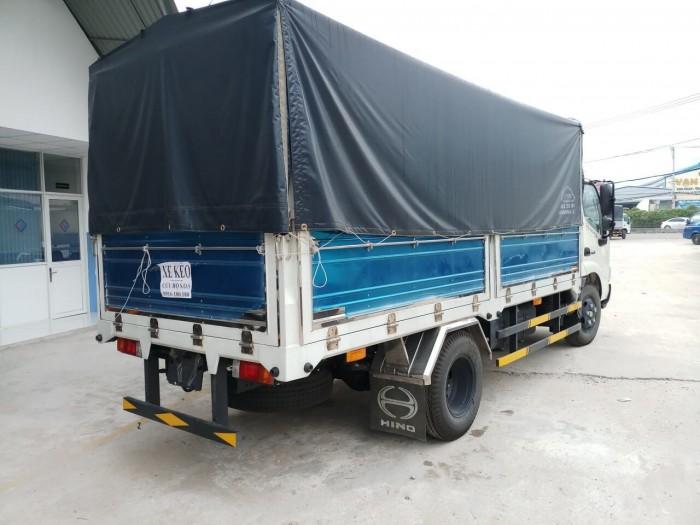 Nguồn gốc của xe tải Hino 1.9 tấn