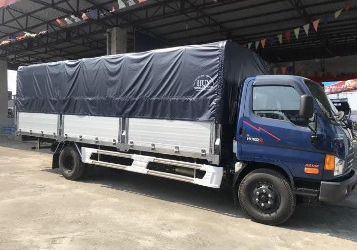 Giá xe HD120SL 8 tấn mới nhất tại TPHCM