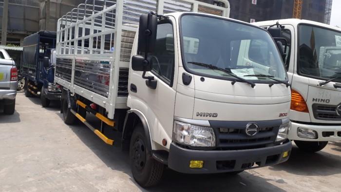 Bảng giá xe tải Hino 5 tấn tại TPHCM