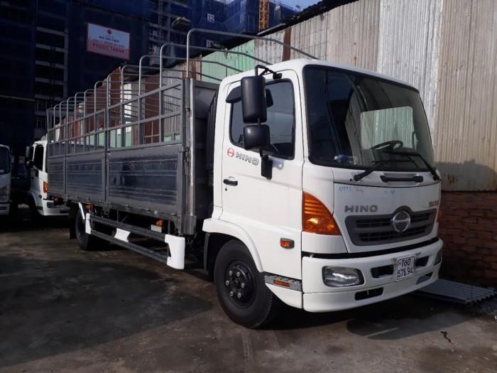 Bảng giá xe tải Hino 6T2 tại TPHCM