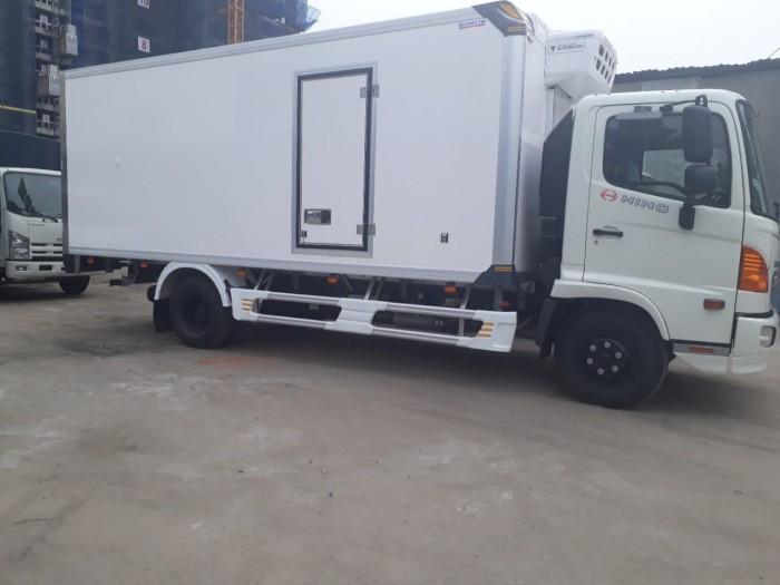 Đặc điểm xe tải Hino 6T2 tấn tại TPHCM