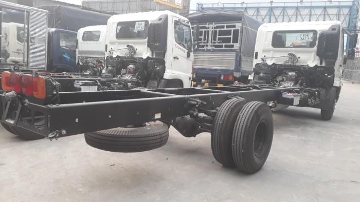 Thông số kỹ thuật xe tải Hino 6T2