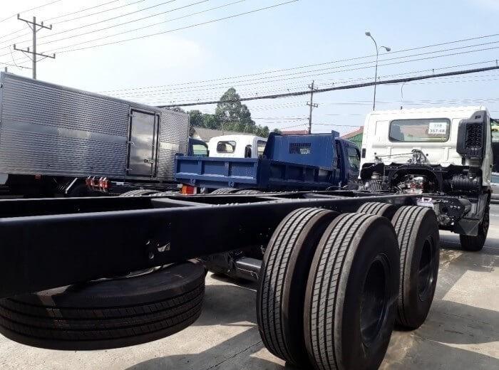 Ưu điểm nổi bật của xe tải Hino 6.4 tấn