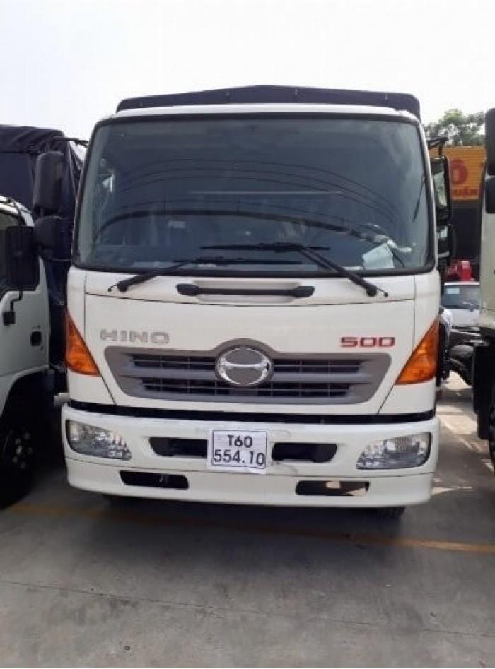 Cabin xe tải Hino 6.4 tấn