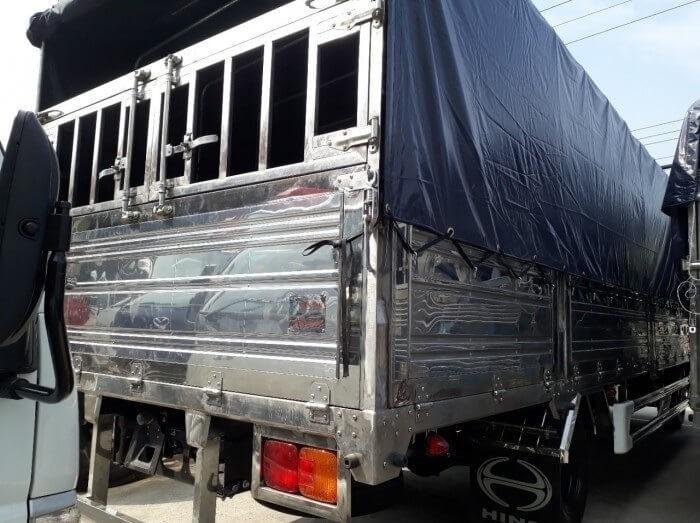 Động cơ xe tải Hino 6.4 tấn