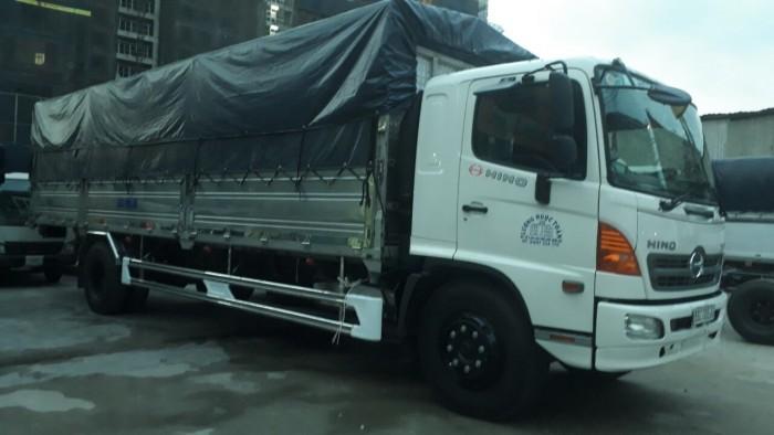 Bảng giá xe tải Hino 8 tấn tại TPHCM