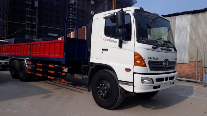 Bảng giá xe tải Hino 16 tấn tại TPHCM