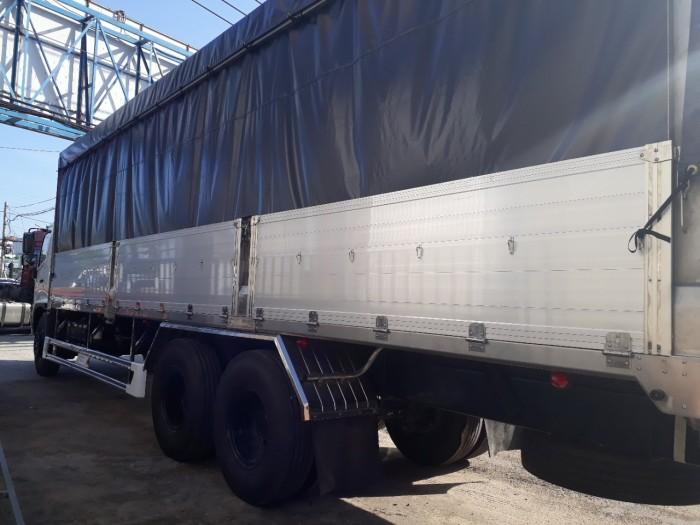 ưu điểm nổi bật của xe tải Hino 16 tấn tại TPHCM