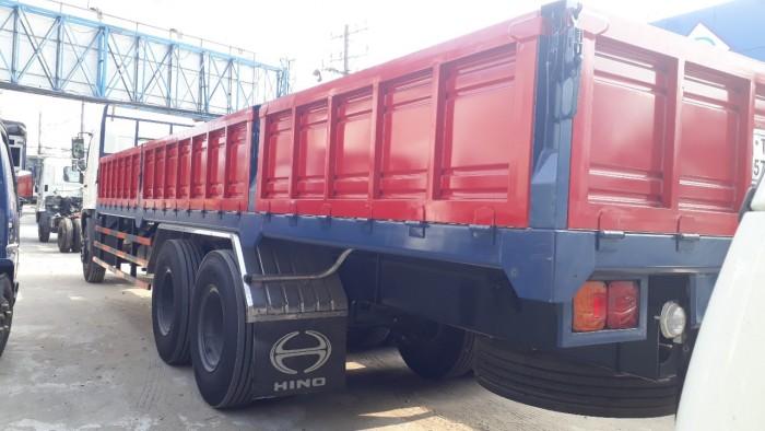 Đặc điểm thùng hàng xe tải Hino 16 tấn