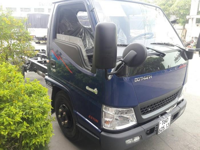 Giá xe tải Hyundai iz49 euro 4, xe tải iz49 Plus