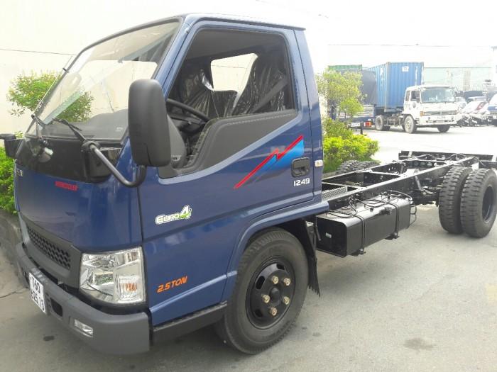 Giá xe tải IZ49 Plus Thùng Lửng