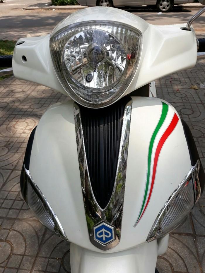 Cẩm nang mua bán xe máy Piaggio Liberty cũ