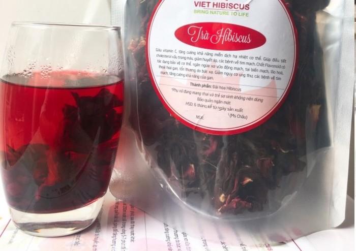 Công dụng của trà Atiso đỏ