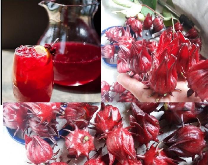Cách pha trà Atiso đỏ khô