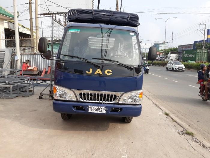 ưu điểm Xe tải Jac 2t4
