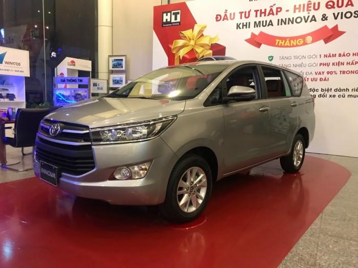 Giá xe Innova 2018 lăn bánh và tổng hợp những lưu ý khi mua bán xe Toyota Innova cần biết