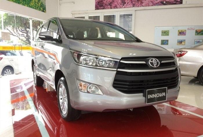 Đánh giá Toyota Innova 2018