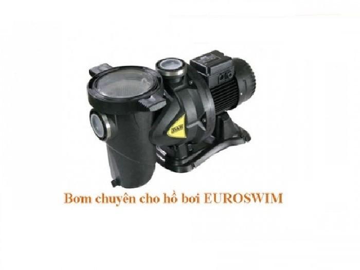 Tổng quan máy bơm hồ bơi Euroswim