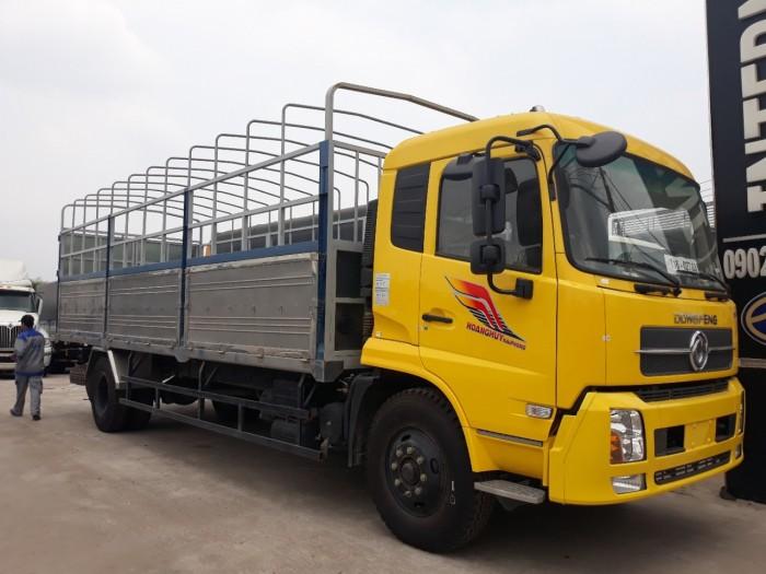 Mua xe tải Dongfeng 9.35 tấn thùng mui bạt - Xem thông số kỹ thuật, hình ảnh nội thất, đánh giá từ người dùng, tìm đại lý bán uy tín