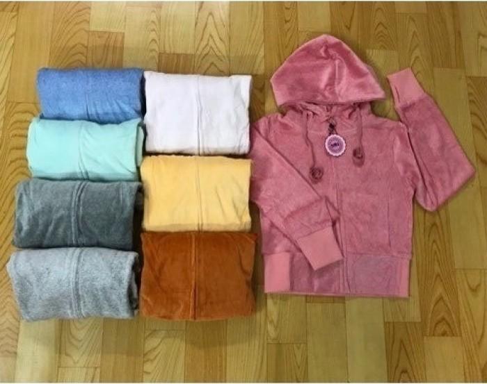Xu hướng áo khoác nữ 2018