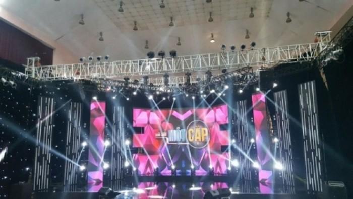 Lắp đặt màn hình Led 52.50 m2 - Show Trời Sinh Một Cặp mùa 2