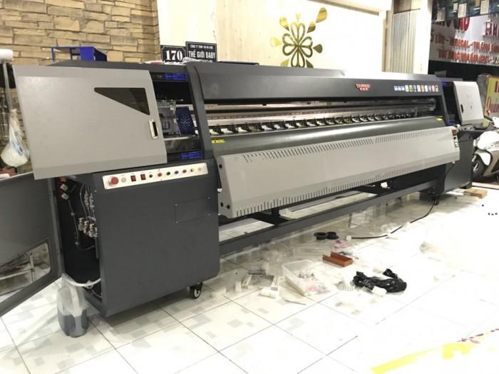 Báo giá máy in quảng cáo khổ lớn các chất liệu - Tư vấn mua máy in quảng cáo khổ lớn hữu ích từ giám đốc công ty in ấn tại TPHCM