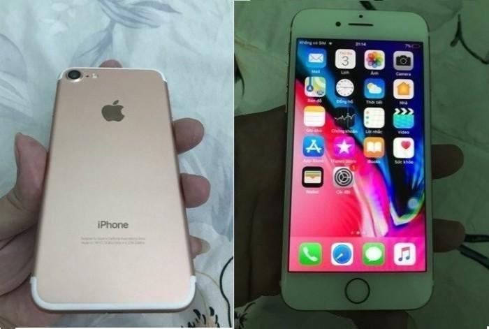 Sự khác biệt giữ iphone 7 chính hãng phân phối bởi công ty đối tác apple và iphone 7 xách tay