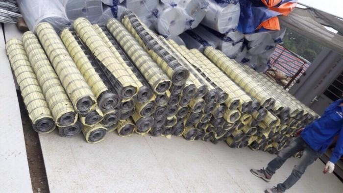 Ứng dụng của lưới thép hàn trong xây dựng