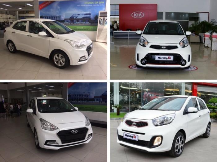 So sánh Hyundai i10 và Kia Morning Si: Xe cỡ nhỏ nào đáng mua?