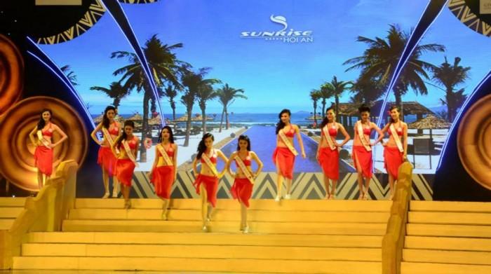 Cho thuê màn hình Led sân khấu cuộc thi Hoa hậu