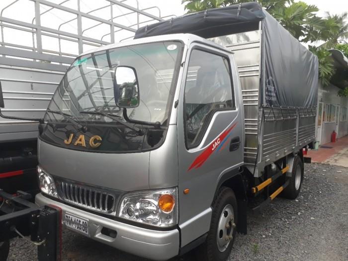 Mua bán xe tải Jac 2.4 tấn - Xem so sánh giá xe tải jac 2.4 tấn từ nhiều đại lý xe tải uy tín trên MXH MuaBanNhanh