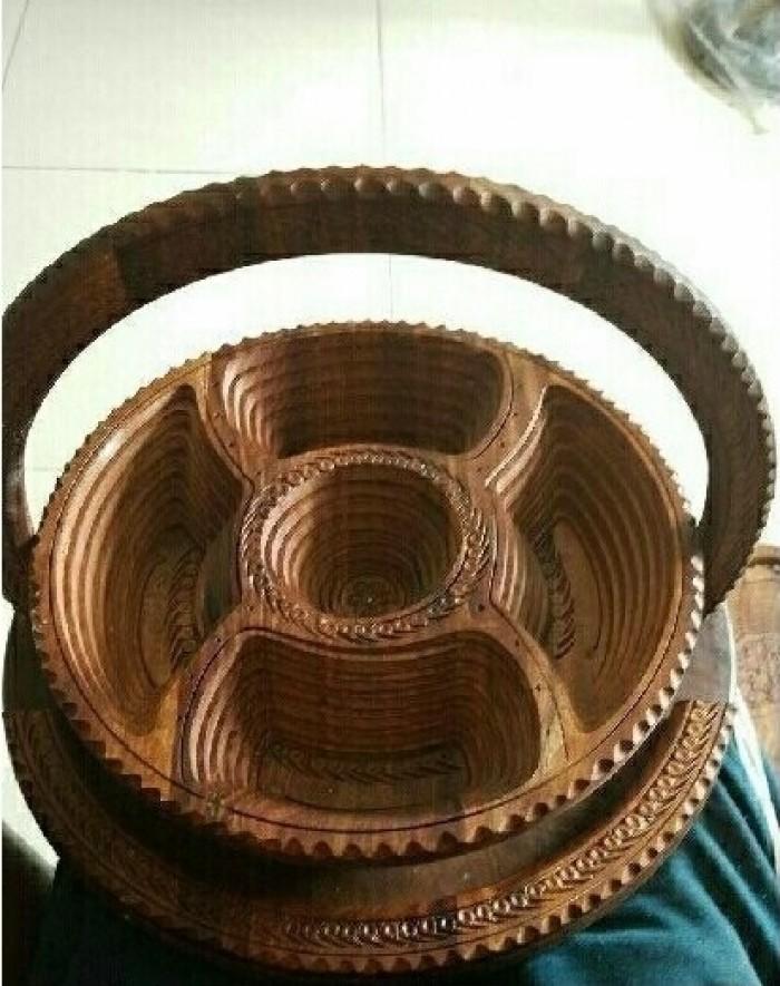 Mua khay gỗ mỹ nghệ - Xem so sánh giá khay gỗ mỹ nghệ, chọn người bán được đánh giá cao trên MXH MuaBanNhanh
