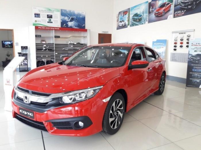 So sánh Honda Civic 1.8E 2018 phiên bản Việt Nam và phiên bản nhập khẩu Thái Lan