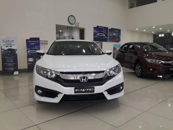 Đánh giá chi tiết Honda Civic 1.8E nhập khẩu Thái Lan