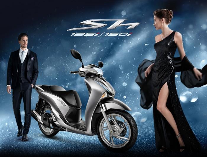 Honda SH 150i giá bao nhiêu? Xem so sánh giá xe máy Honda SH 150i từ nhiều cửa hàng xe máy uy tín trên MXH MuaBanNhanh